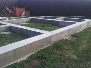 Схема устройства монолитного фундамента в Люберцах