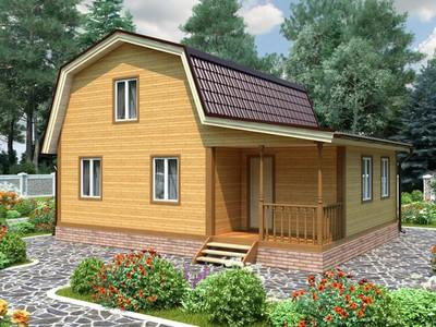Одноэтажные - SVGroup - строительная компания